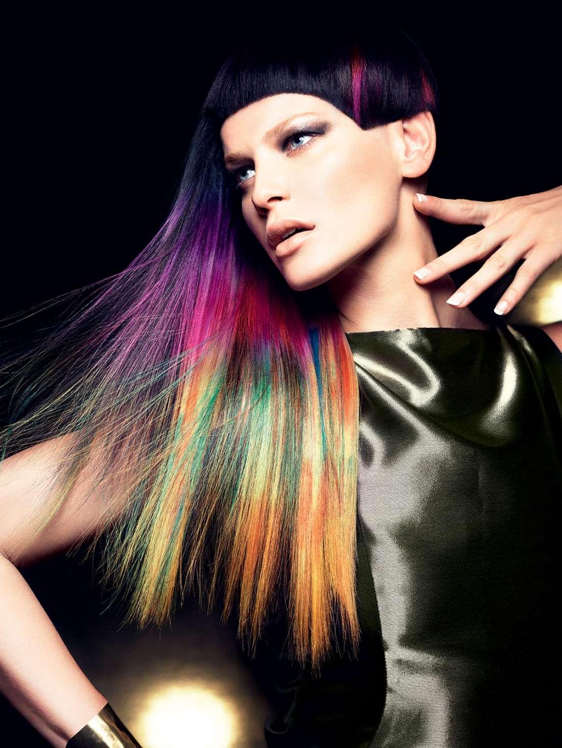 картинки модные волосы статья поможет собрать
