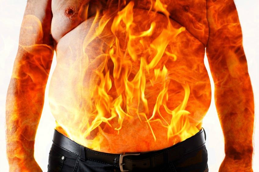 Можно Ли Сжечь Жир Только Упражнениями. 14 лучших способов быстро сжечь жир