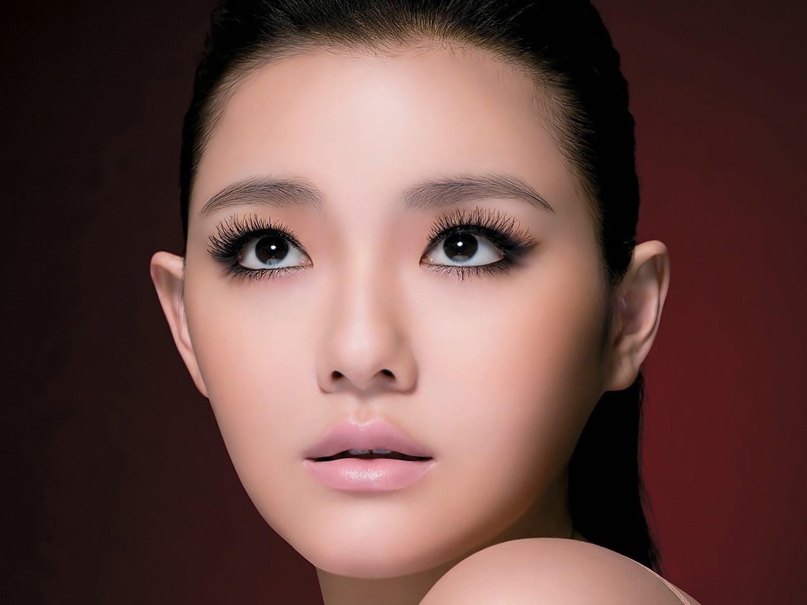 этом, макияж для монголоидного типа глаз фото тому