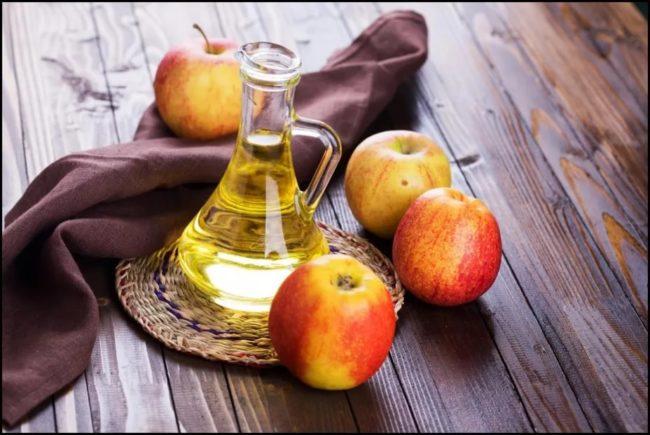 Яблочный уксус польза и вред при варикозе