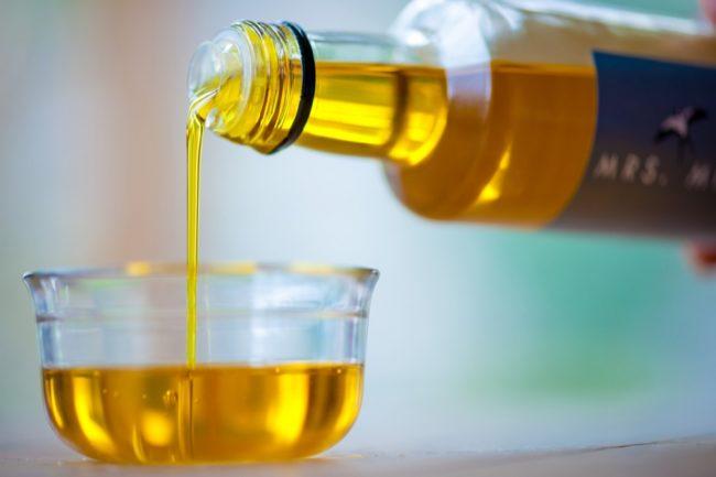 Из чего сделано рапсовое масло