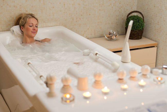 Жемчужные ванны что это такое