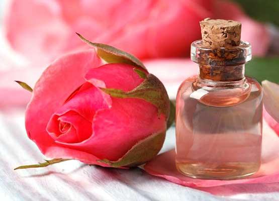 Эфирное масло розы для волос