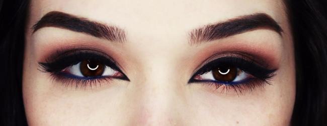 Как сделать восточные глаза 753
