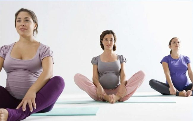 Гимнастика для беременных упражнения в 1 2 3 триместрах