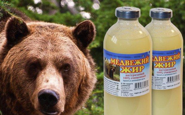 Медвежий жир применение от чего он помогает
