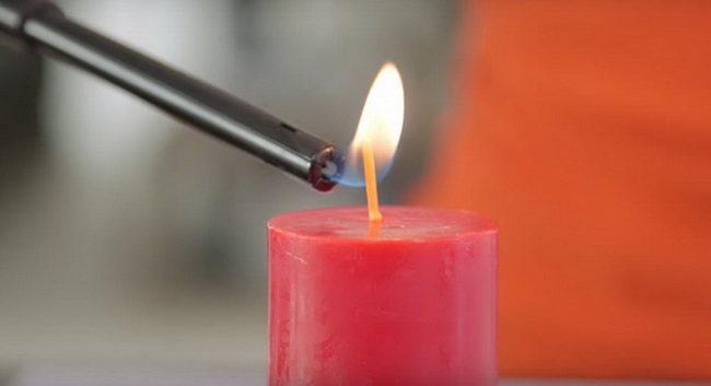 Как сделать свечу ярче 845