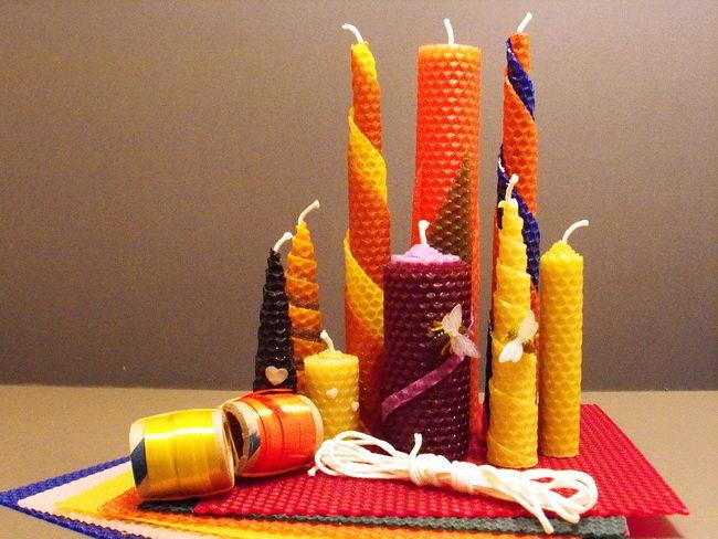 Как сделать свечу ярче 49