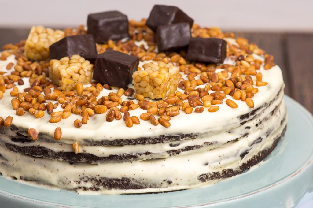 внимания, торт из черемухи фото икеи