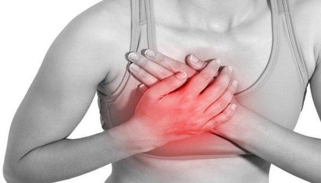 Почему колет в груди. Что может колоть в груди. Диагностика и лечение колющих болей в груди
