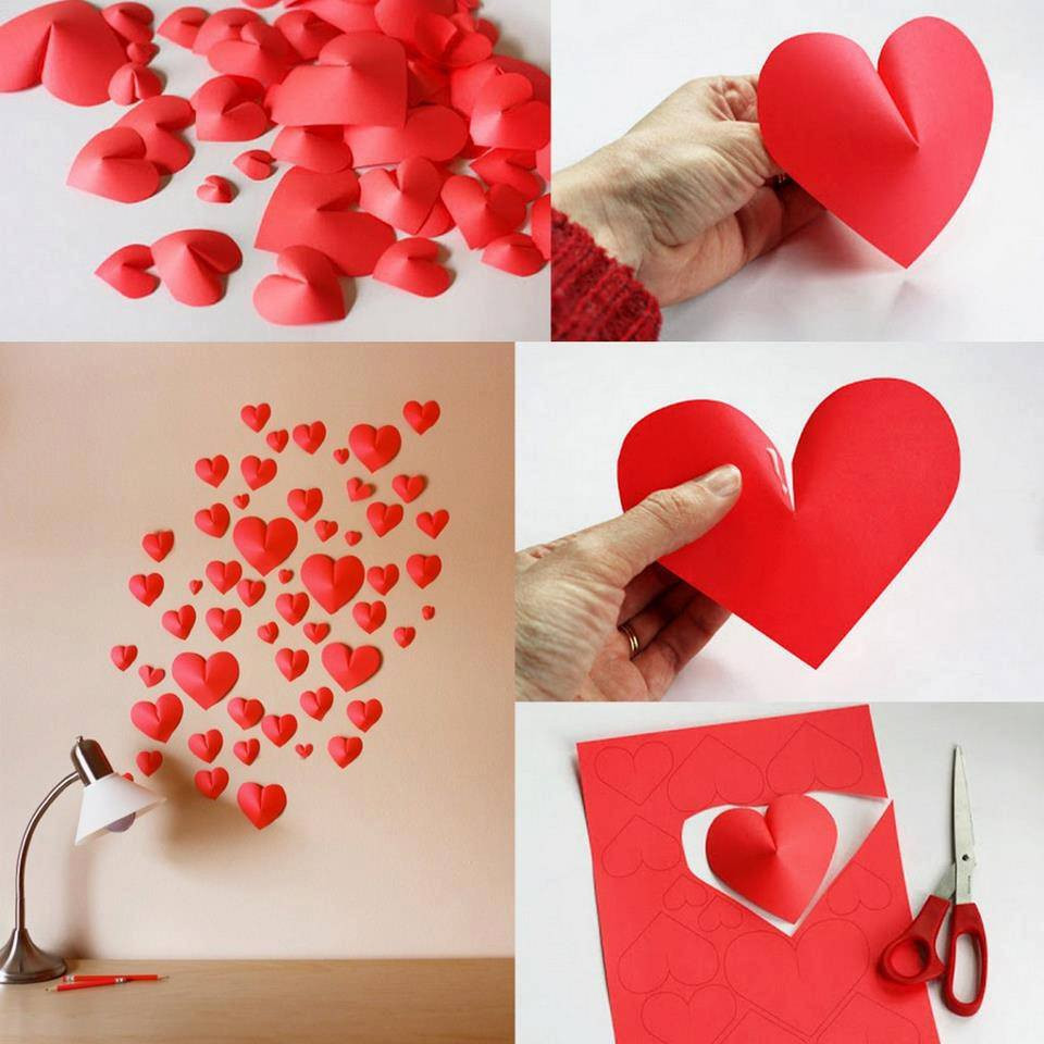 Сделать красивое сердце своими руками фото 756