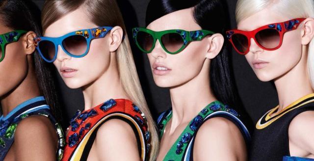 499b8c8155c3 Модные солнечные очки 2018. Какие солнечные очки будут модными в ...