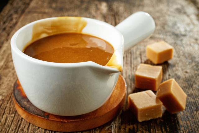 карамель в домашних условиях рецепт из сахарного песка