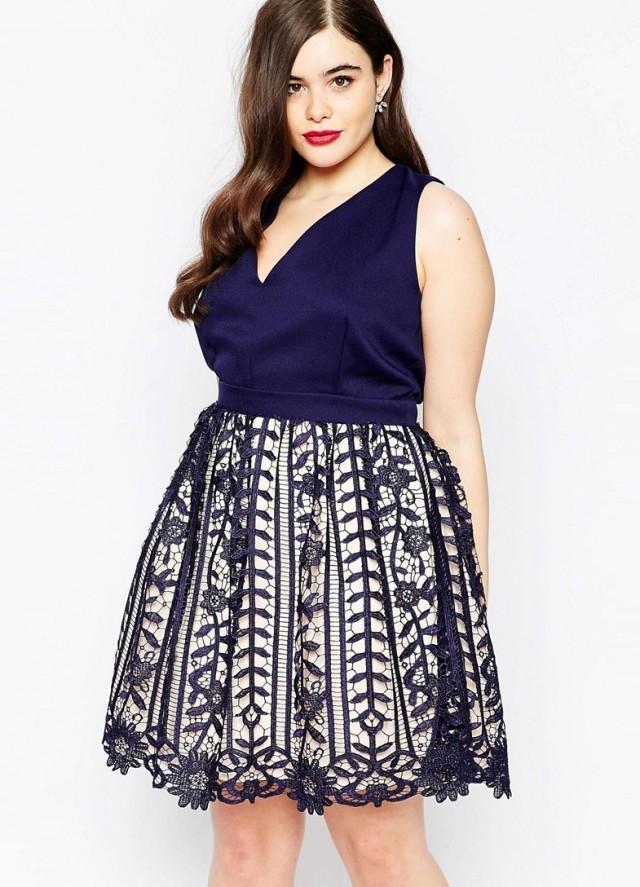 24ed6fec54b1 Мода для полных женщин 2018. Модные тенденции гардероба для полных ...