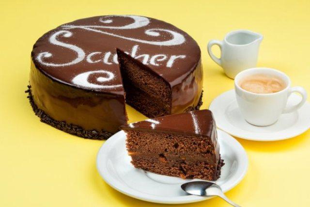 торт захер рецепт с фото пошагово