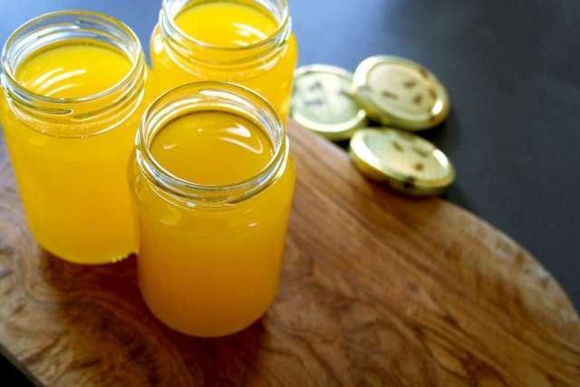 Рецепт приготовления масла гхи