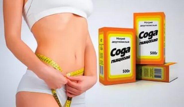 Похудение с помощью соды — польза, вред, отзывы. Как принимать.