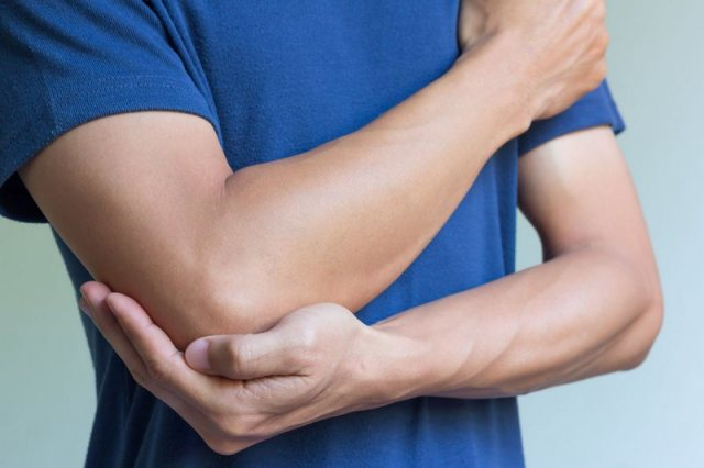 Заболевания локтевого сустава народными средствами йога артрит плечевого сустава
