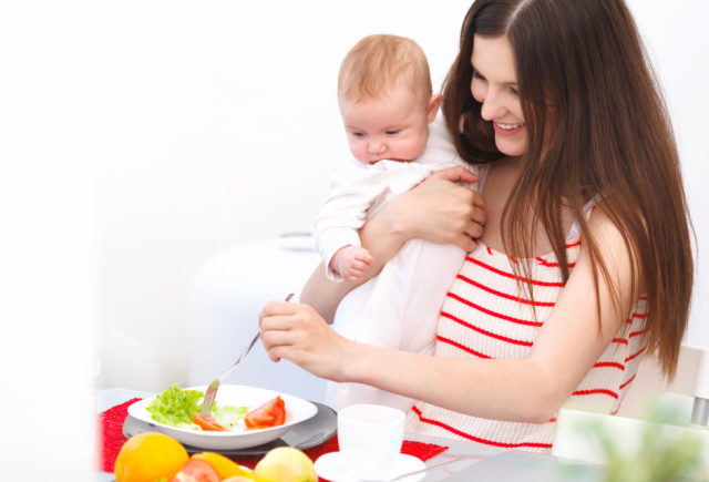 5 причин, почему вы не можете похудеть после родов.