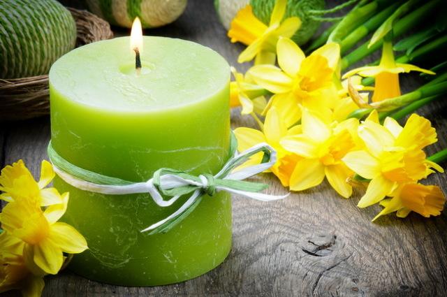 Как сделать свечу ярче 298